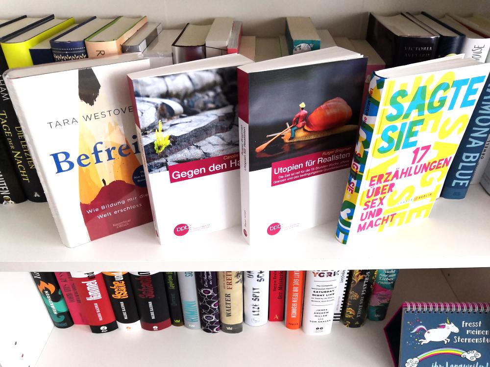 Quartalsweise Neue Bücher 32018 Der Bücherblog