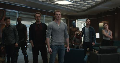 Screenshot aus Avengers: Endgame