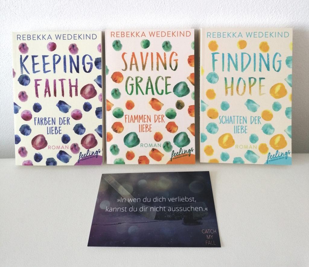 Rebekka Weiler Bücher